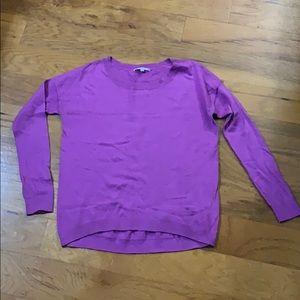 Purple Wool GAP Sweater